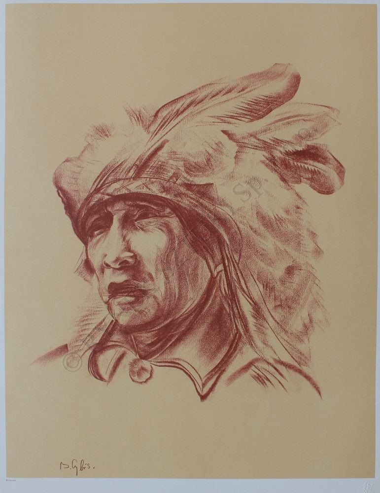 Cybis Bolesław wg, Vanished Dreams. Yuma Tribe