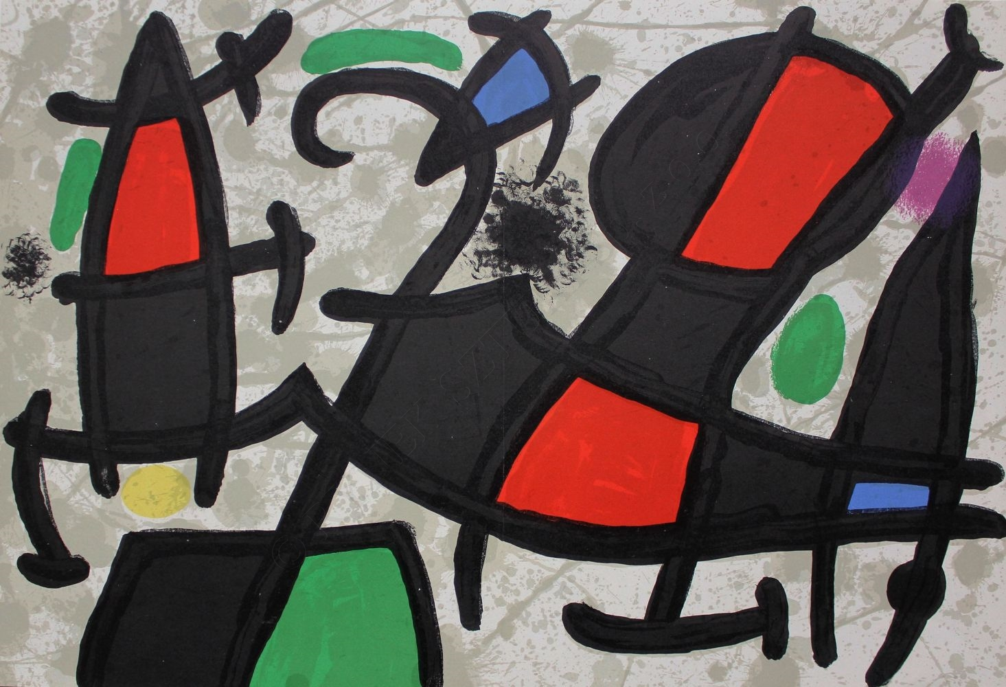 Miró Joan, Sculptures [216-40]